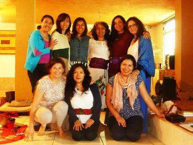 Seminario sanación vital femenina, Puebla- México