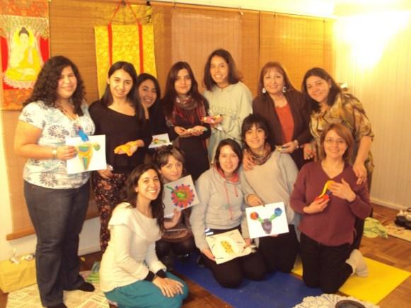 Seminario Sanación Femenina, Temuco