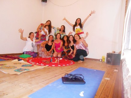 Seminario Sanación Femenina- San Fernándo