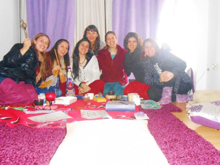 Círculo de mujeres- Santiago