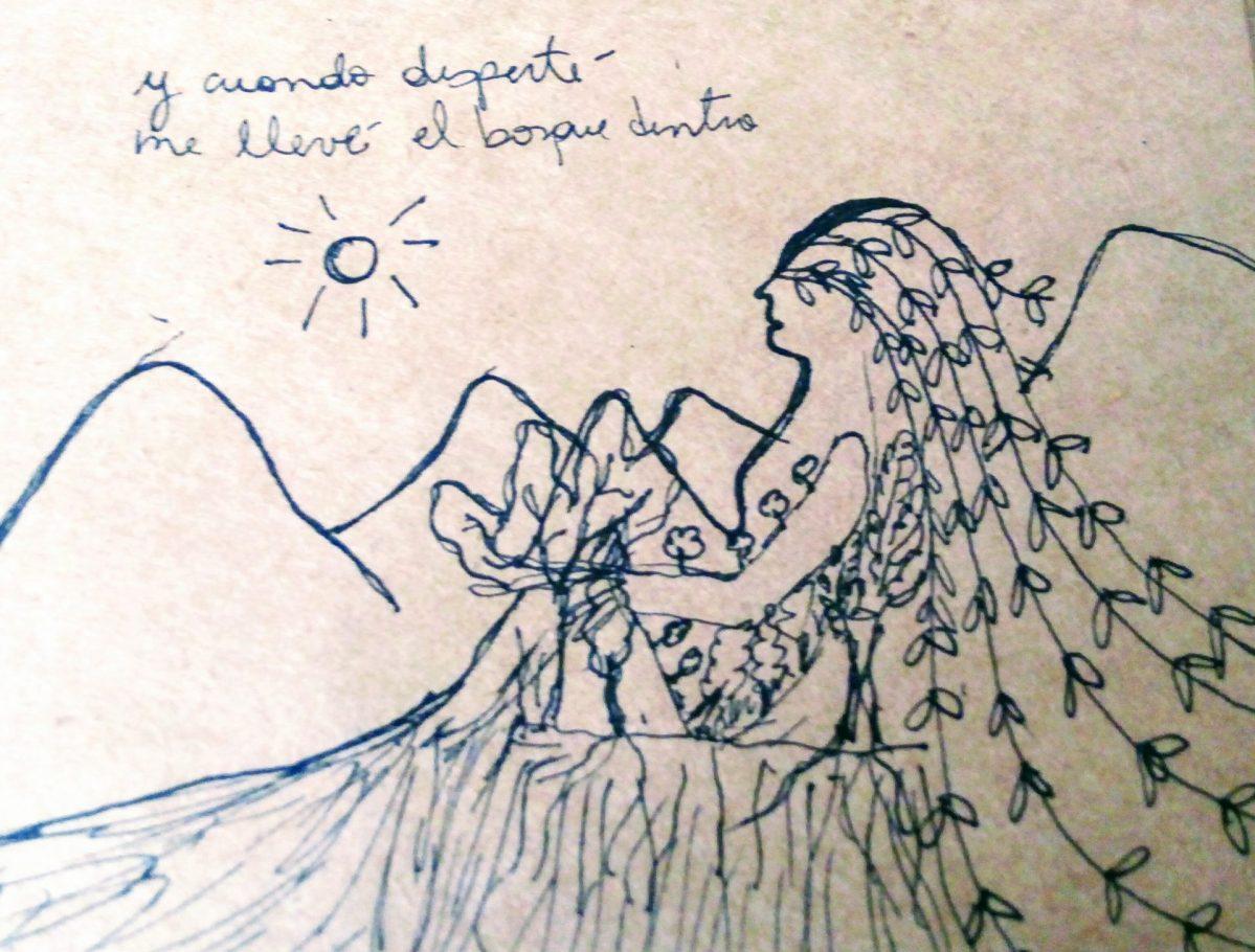 Memorias de una mujer árbol: Metamorfosis