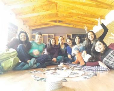 Taller sanación linaje materno, Talca- Chile