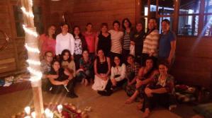 Taller sanación linaje materno, Oaxaca- México