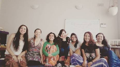 TRAINING sanación memorias uterinas Concepción- Chile