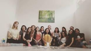 Constelación memorias uterinas, Murcia- España