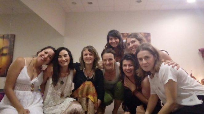 Taller constelación memorias uterinas, Bilbao- España