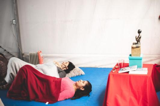 Training sanación memorias uterinas, Santiago- Chile
