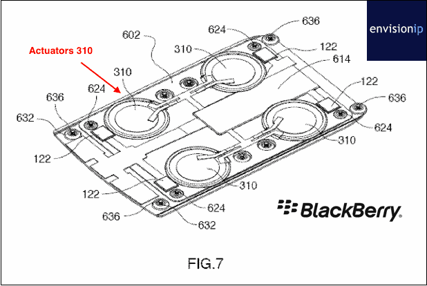 Patent trouble for Apple as Blackberry patented its Force