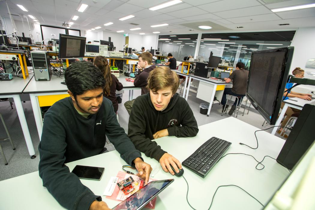 Computer Engineering BE Hons  University of Canterbury