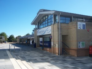 University of Kent campus shop