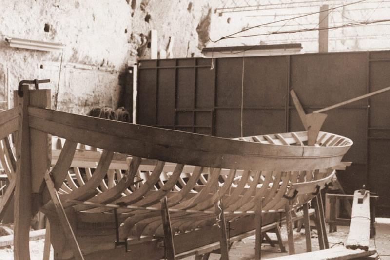 Cantiere Maresca  Gozzo sorrentino Riparazioni barche in legno Barche in vetroresina Yatch e