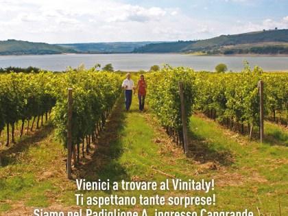 Vinitaly 2019, Cantina Bacco tra i protagonisti della grande kermesse di Verona