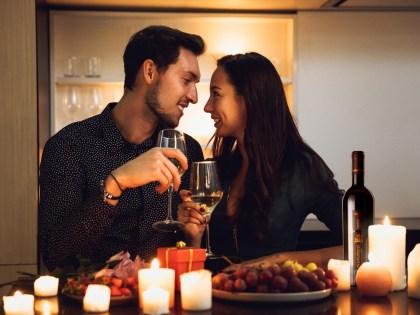 San Valentino, brindisi speciale con il Pantastico