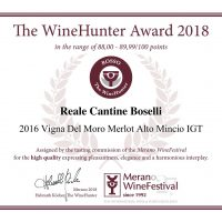 The WineHunter Award_ROSSO1501