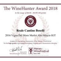 The WineHunter Award_ROSSO1501