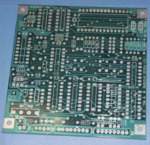 Unpopulated LCB AirTest PCB