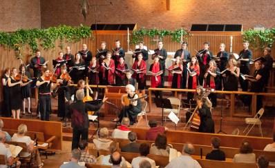 Canto Armonico at Pentecost Vespers 2011