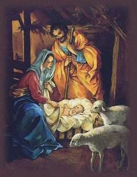 Resultado de imagem para imagem de C risto no natal - site católico