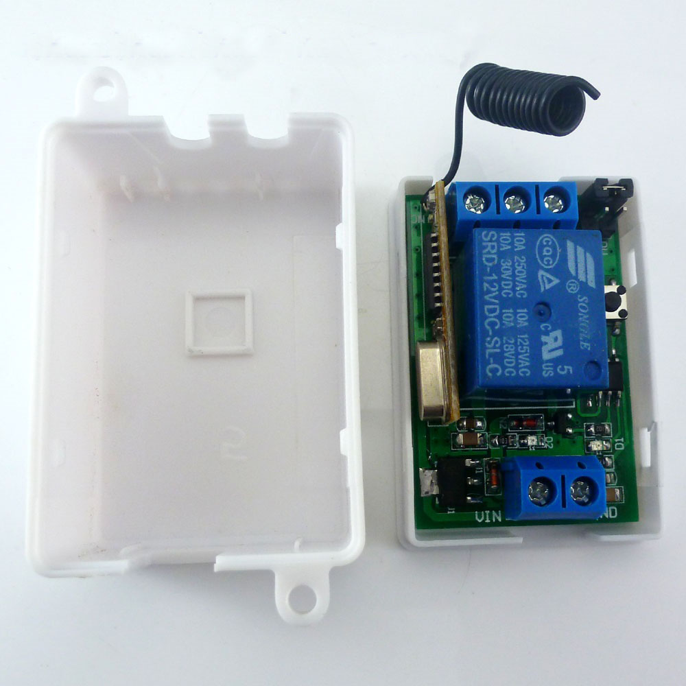 Wireless On Off Relay