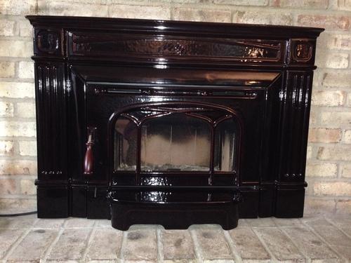 Hampton Wood Burning Fireplace Inserts  Stove Store Stark County OH