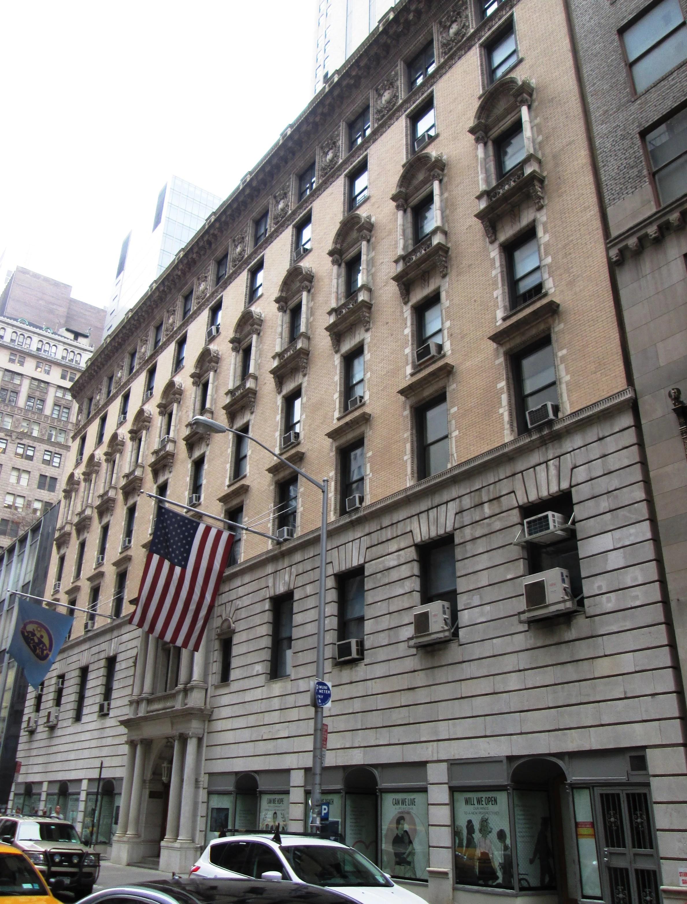 w 43rd st new york ny 10036 usa usa