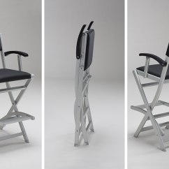 Makeup Chairs For Professional Artists Jessica Charles Swivel The Original Artist Chair By Cantoni