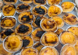 Pasteís de nata in Portugal