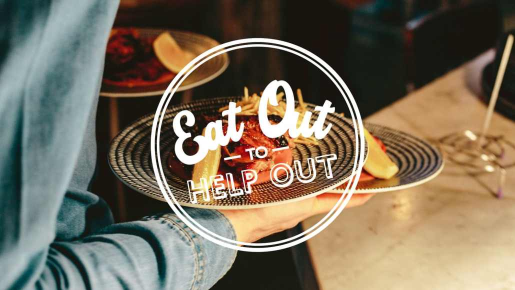 Eat Out to Help Out serving photo