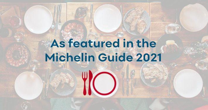 Michelin Guide listing
