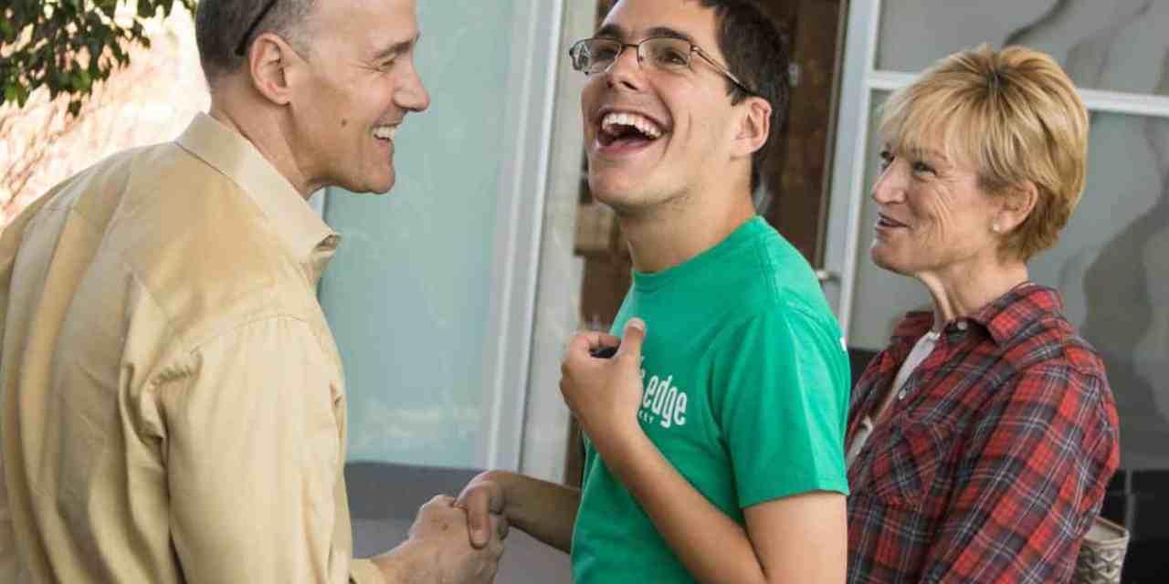 Hazzan Steven Stoehr: HUGS people with special needs
