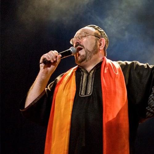 Concert Event: Hazzan Alberto Mizrahi in the Great Lakes Region