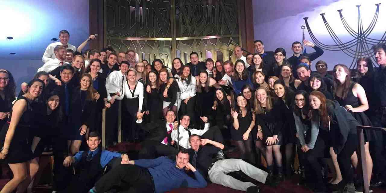 Perfect Pitch II:  Greatest Jewish Collegiate A Cappella Groups!