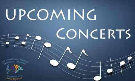 Don't Miss These Amazing Concerts at Convention!