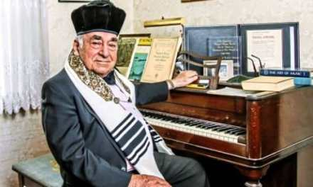 'Music is life!' Squirrel Hill Cantor Moshe Taubè, once on Schindler's list, in his ninth decade still singing