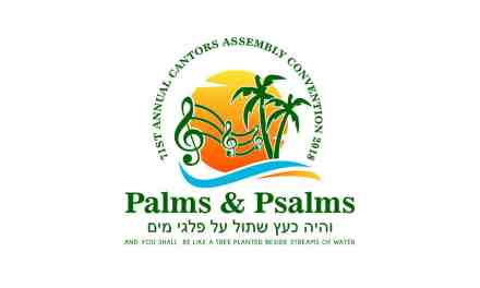 "2018 Convention Schedule – ""Palms and Psalms"""