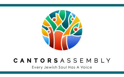 Cantors Assembly Launches New Logo and Website In Anticipation Of 75th Anniversary