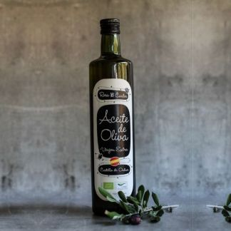 Rosa Cantos Castillo de Ontur extra virgen ecologische olijfolie