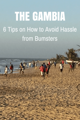 Gambia: 6 Tips on how to Avoid Hassle from Bumsters