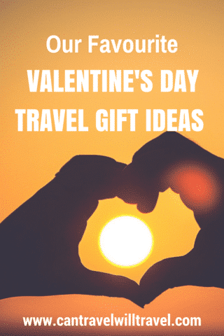 Favourite Valentine's day Travel Gift Ideas