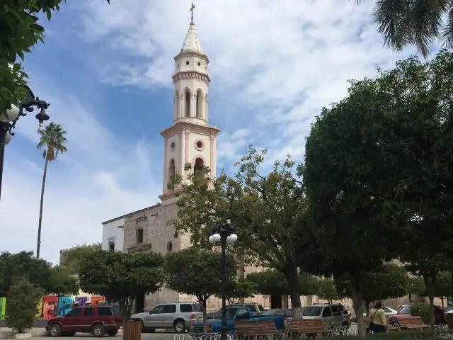 El Fuerte Church, Mexico