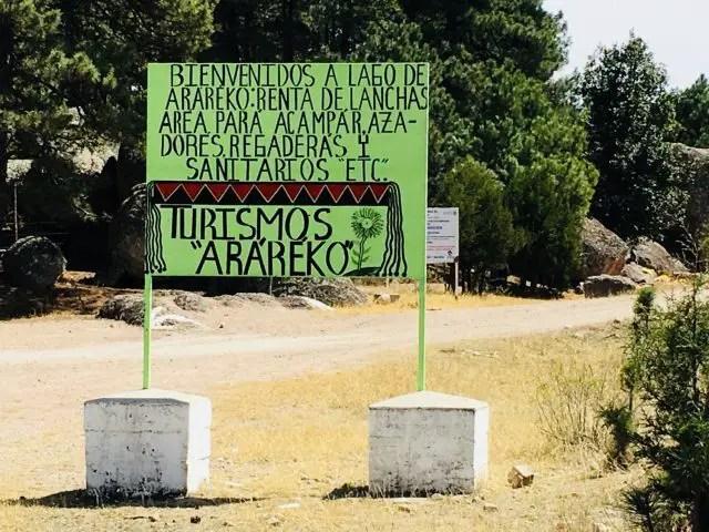 San Ignacio Arareko Hike near Creel, Mexico
