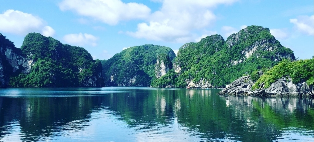 Untouristy Ha Long Bay Tour from Cat Ba Island | Vietnam