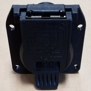 11-893 7-WAY OEM REPLACEMENT PLUG