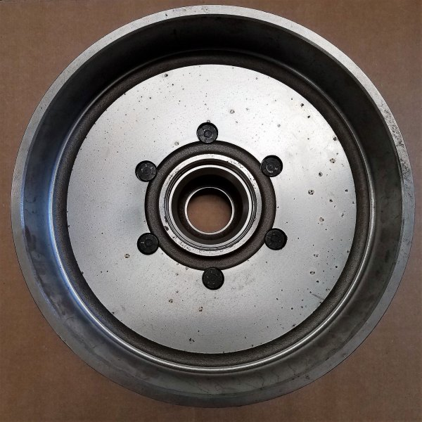 42656 6 BOLT HUB & DRUM ONLY
