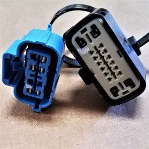 WHF1116 FORD PLUG & PLAY ADAPTER