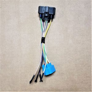 WHF1116C FORD FLATBED WIRING ADAPTER