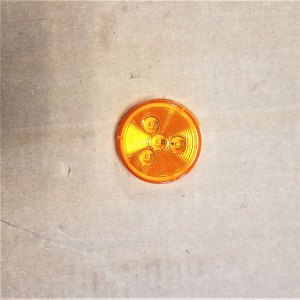 "C030320 2 1/2"" AMBER LED CLEARANCE LIGHT"