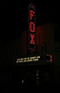 CSTS Fox Marquee 2011
