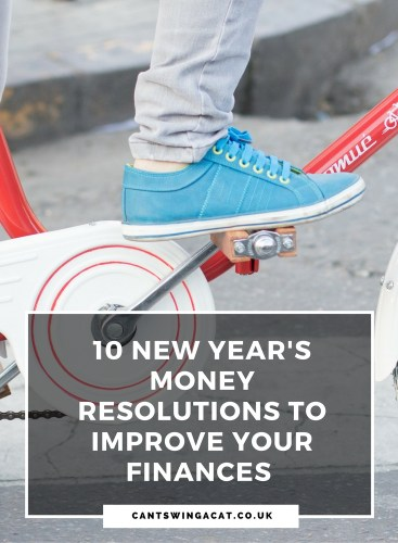 10 New Year's Money Resolutions To Improve Your Finances
