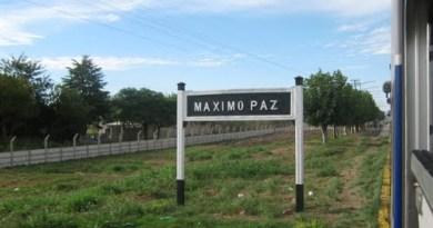 estacion maximo paz